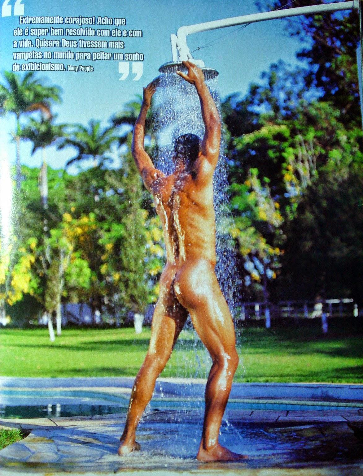 Vampeta G Magazine