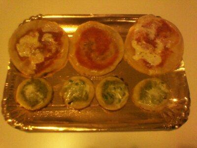 Le ricette di antonellina pizzette di sfoglia per pic nic - Quanto si da di caparra per acquisto casa ...