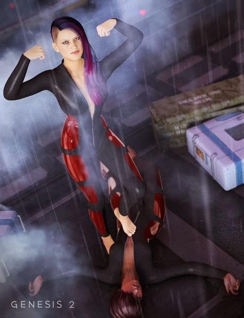 SciFi Body pour Genesis 2 Femme (s)