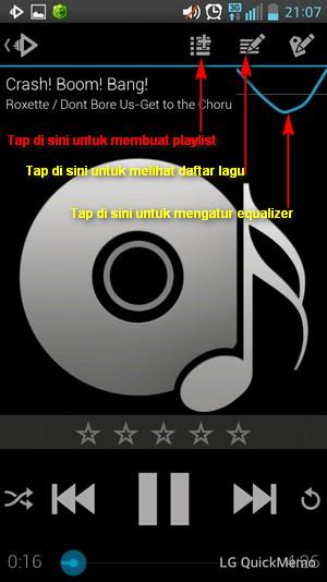 Player Musik Android Free Terbaik