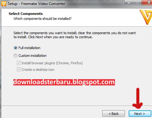 Cara instal Freemake Video Converter