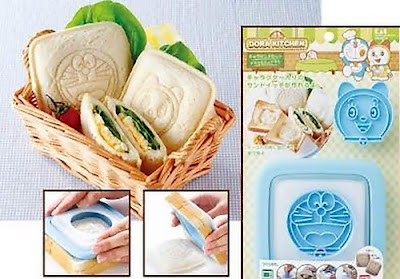 Creative Sandwich Cutters and Unusual Sandwich Marker Design (15) 9