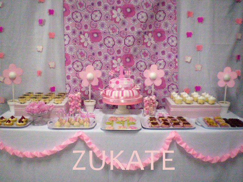 mesa dulce primer a209o y bautismo zukate
