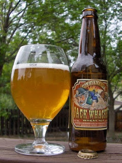 Tommyknowcker Jack Whacker Wheat Ale