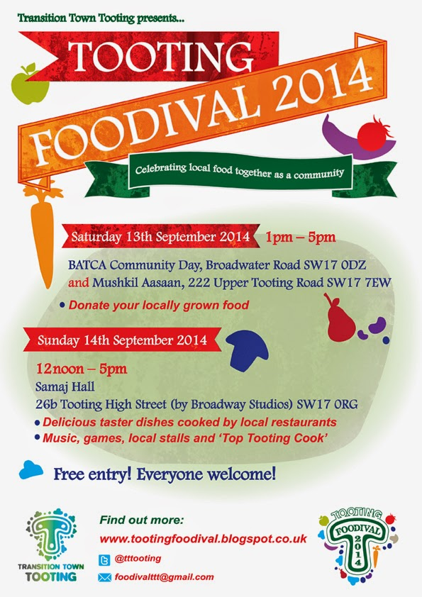 Tooting Foodival 2013