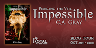 C. A. Gray's IMPOSSIBLE Blog Tour & Giveaway