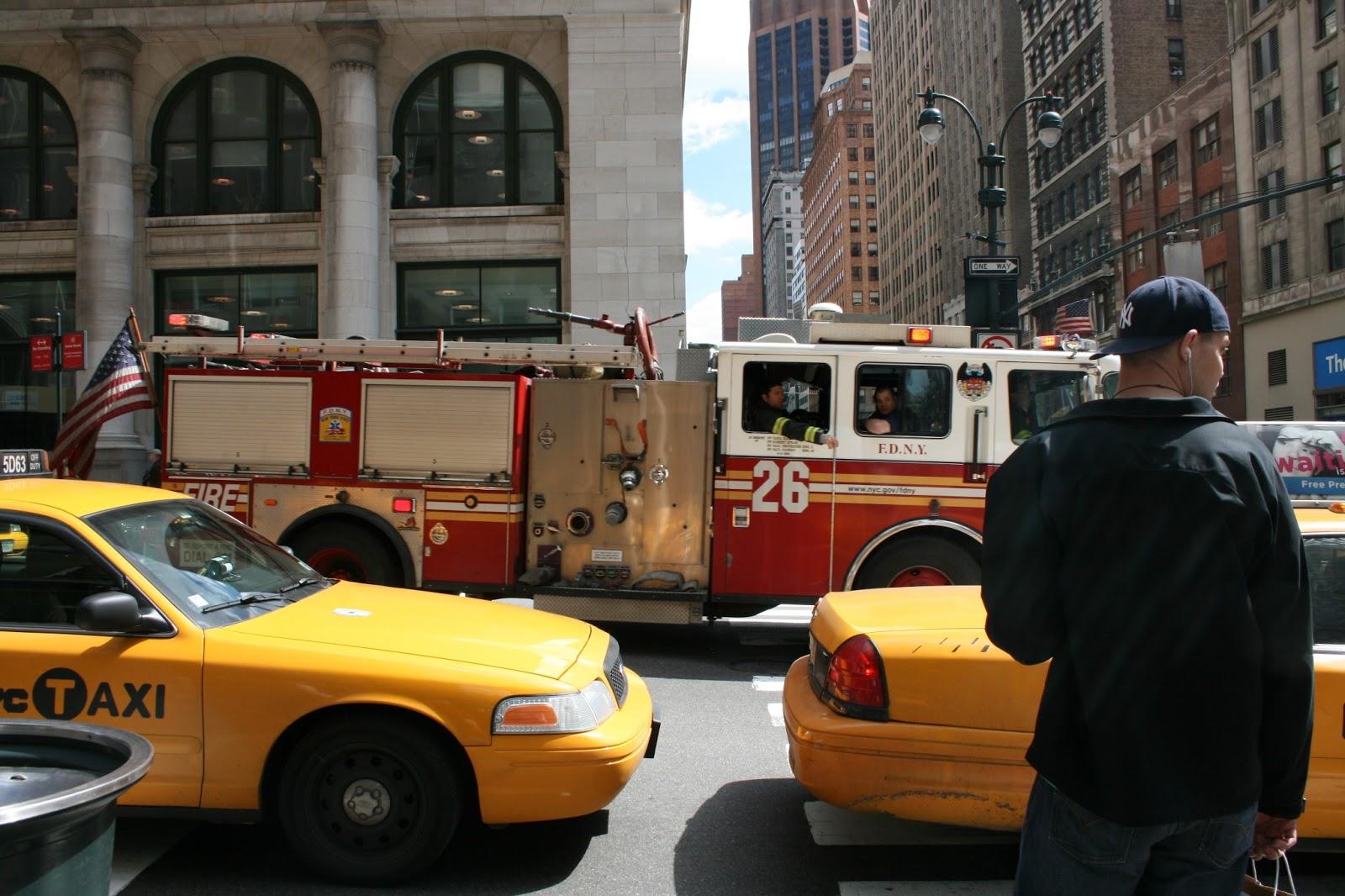 new york 5a avenida