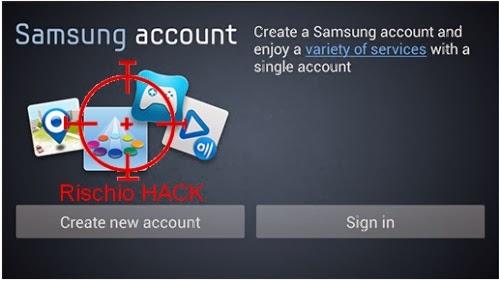 Risolto nei giorni scorsi un problema di sicurezza del Samsung Account su Galaxy S4 e Galaxy Tab 3