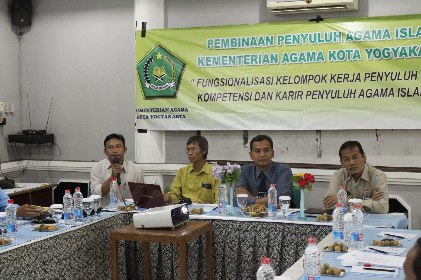 Kegiatan Pokja Penyuluh Kota Yogyakarta