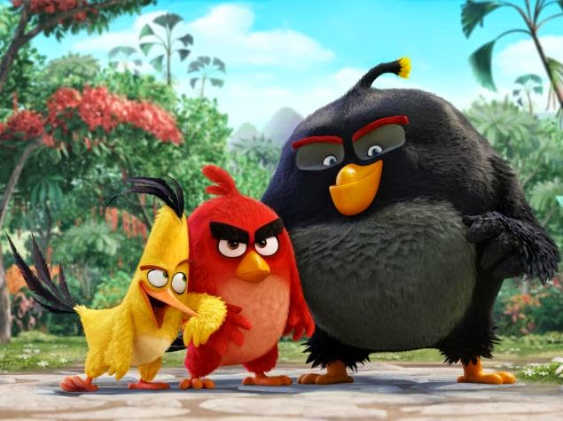 Angry Birds movie to hit theaters