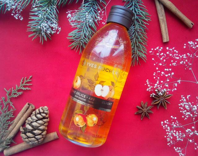 "Yves Rocher Shower Gel Apple Delight Гель для ванны и душа ""Яблочное наслаждение"""