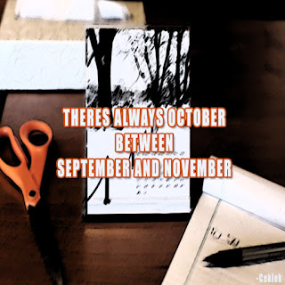 september and november quotes