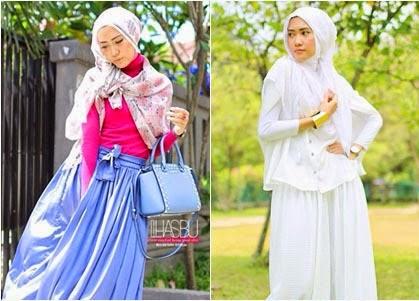 Inilah Artis Selebgram Hijab yang Populer di Tahun 2014