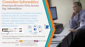 Ing. Francisco Feliz. Consultor Informatico