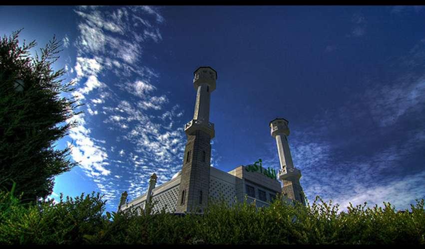 Tau Belum?, Di Seoul Korsel Ada Masjid se-Megah Ini