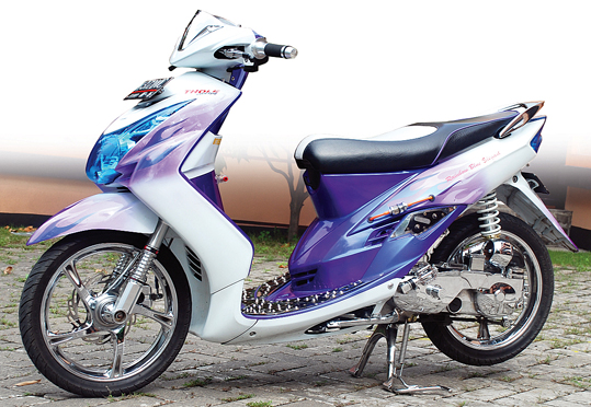 Yamaha Mio Soul '10 : Hancur Jadi Trendy title=