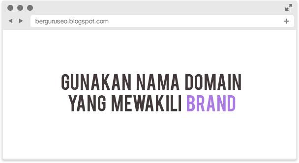 Cara Memilih Nama Domain 1