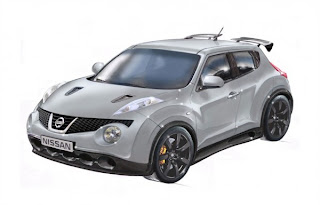 2011 Nissan Juke-R Concept Wallpapers