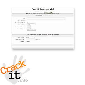 Fake Hits Generator 2.0