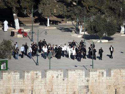 Confrontos na Esplanada das Mesquitas deixam feridos