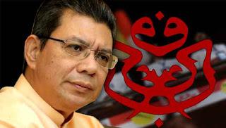 Terima kasih Saifuddin kerana selamatkan UMNO