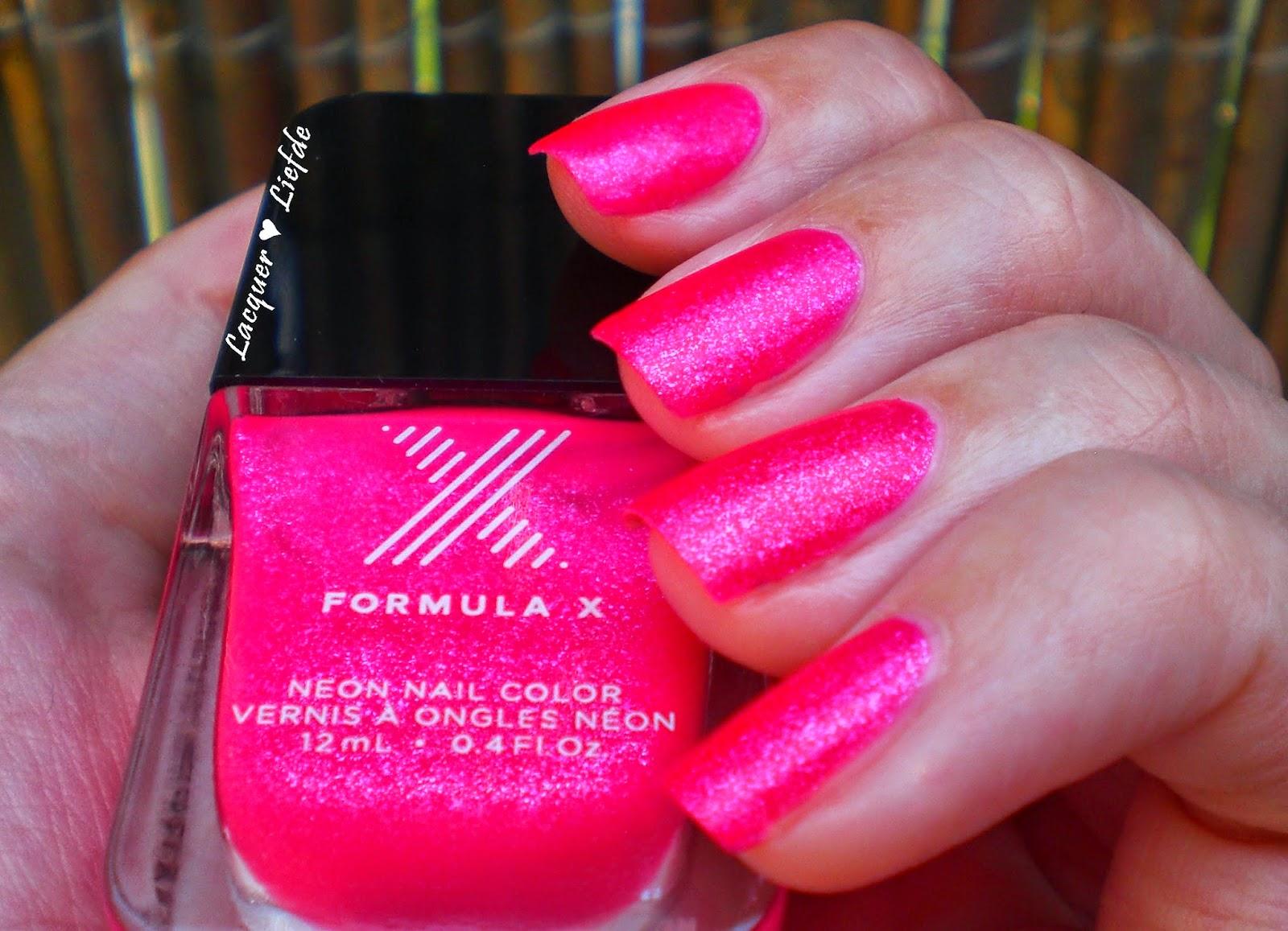 Sephora Formula X Jolt