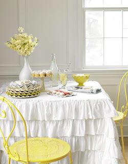 dicas e fotos de mesas para festas