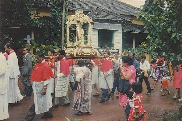 Novidade festival of Goa