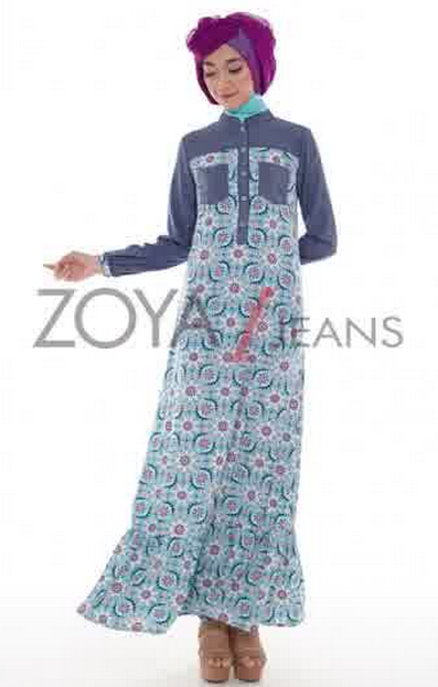 Busana muslim merk zoya terbaru Baju gamis zoya