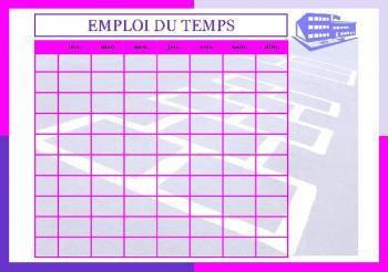 Documents d'emplois pour adolescents
