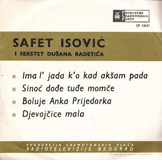 Safet Isović Najveći Hitovi