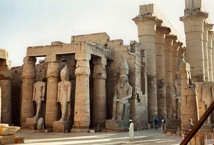 Turismo, Luxor, Egipto, Viajar
