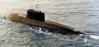 Qaaem Class Submarine