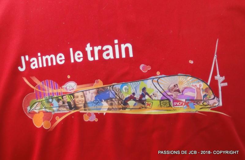 J'AIME LE TRAIN !