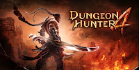 Download Game Dungeon Hunter 4 for Android 2013 Full Version