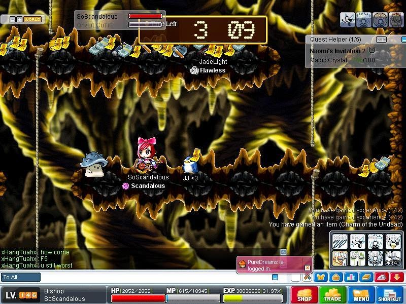 Maplestory Mini Dungeons