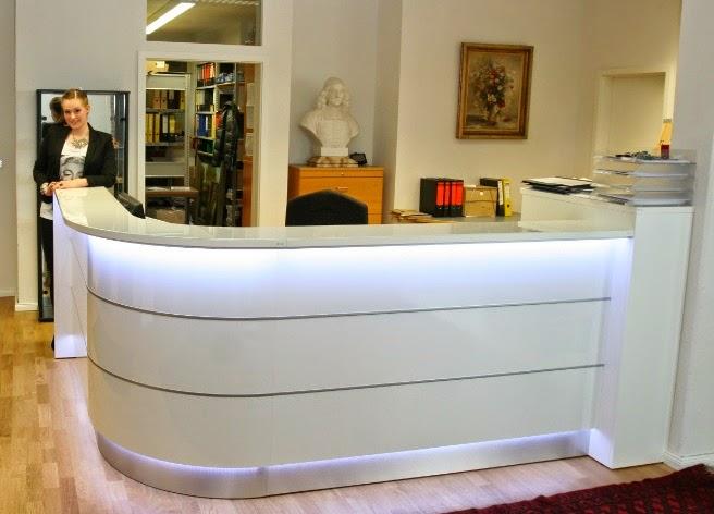 Lippische Büromöbel - Design