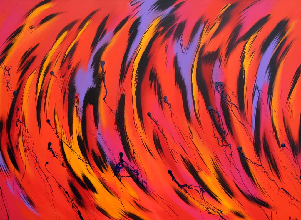 Cuadros modernos pinturas y dibujos cuadros abstractos for Imagenes cuadros abstractos modernos