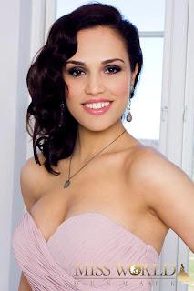 Miss World Denmark 2012 Arbenita Ferizi