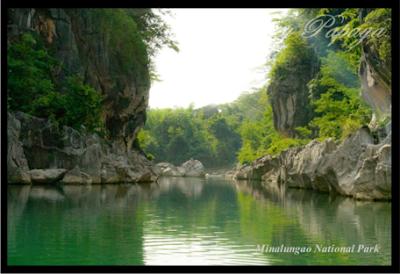 minalungao, tourism site