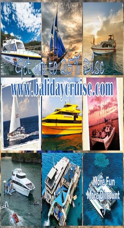 Bali Day Cruise