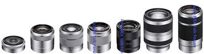 sony nex lens 55-210 zomm