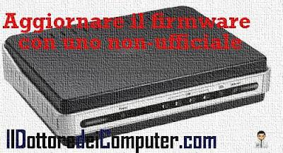 aggiornare firmware modem