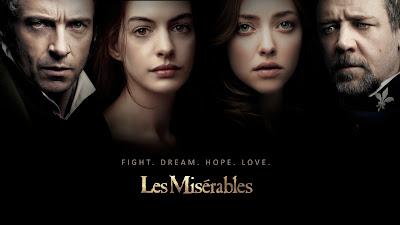 Les Miserables Cast Wallpaper