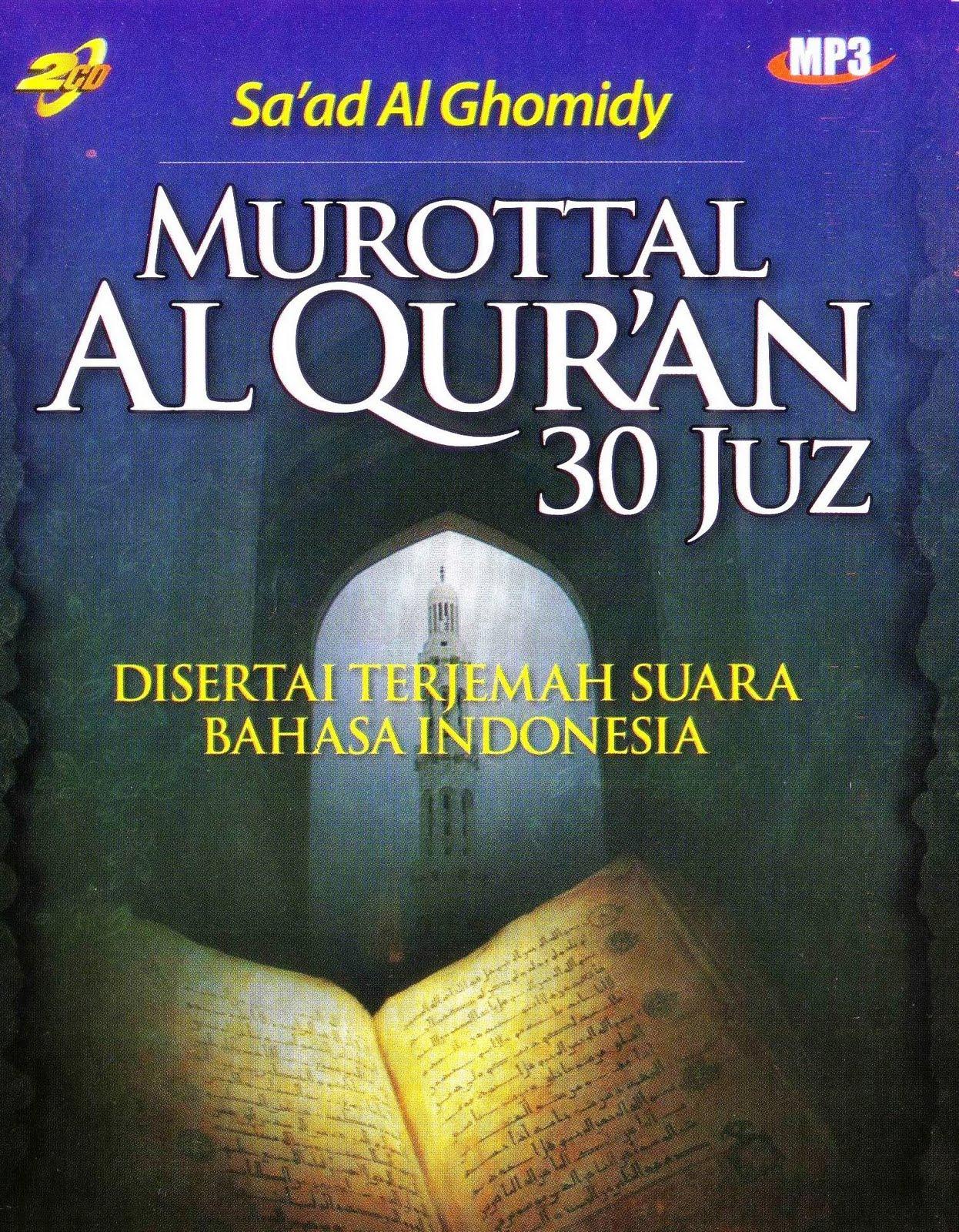 Mp3 Al Quran 30 Juz dan Terjemahan Bahasa Indonesia
