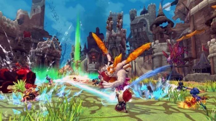 game Dragomon Hunter