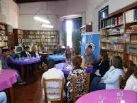 La Cámpora Suipacha: Juan Sasturain se presentó en Suipacha