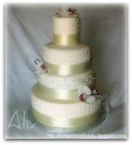 Partecipo al Contest Lalla's Cake