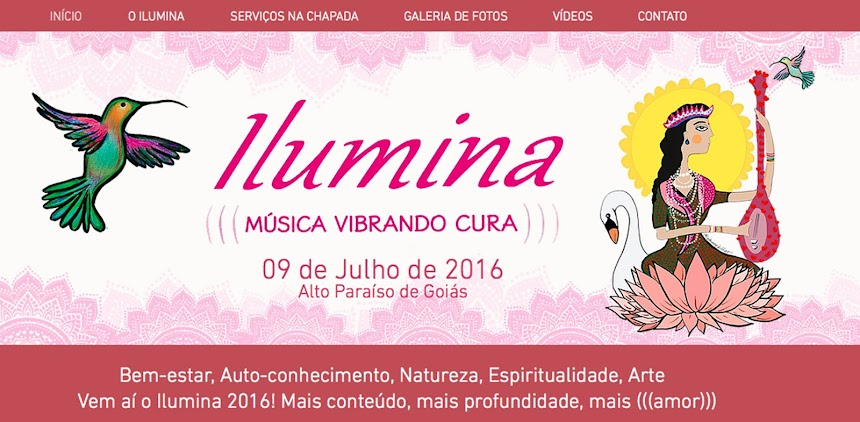 Ilumina Música Vibrando Cura