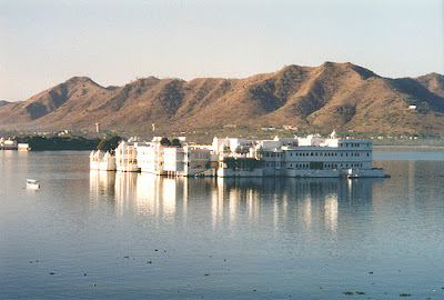 Hill in Udaipur